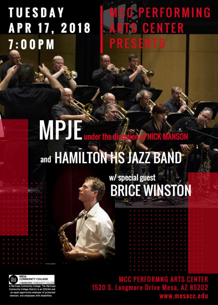 MPJE 4.17 Concert Flyer