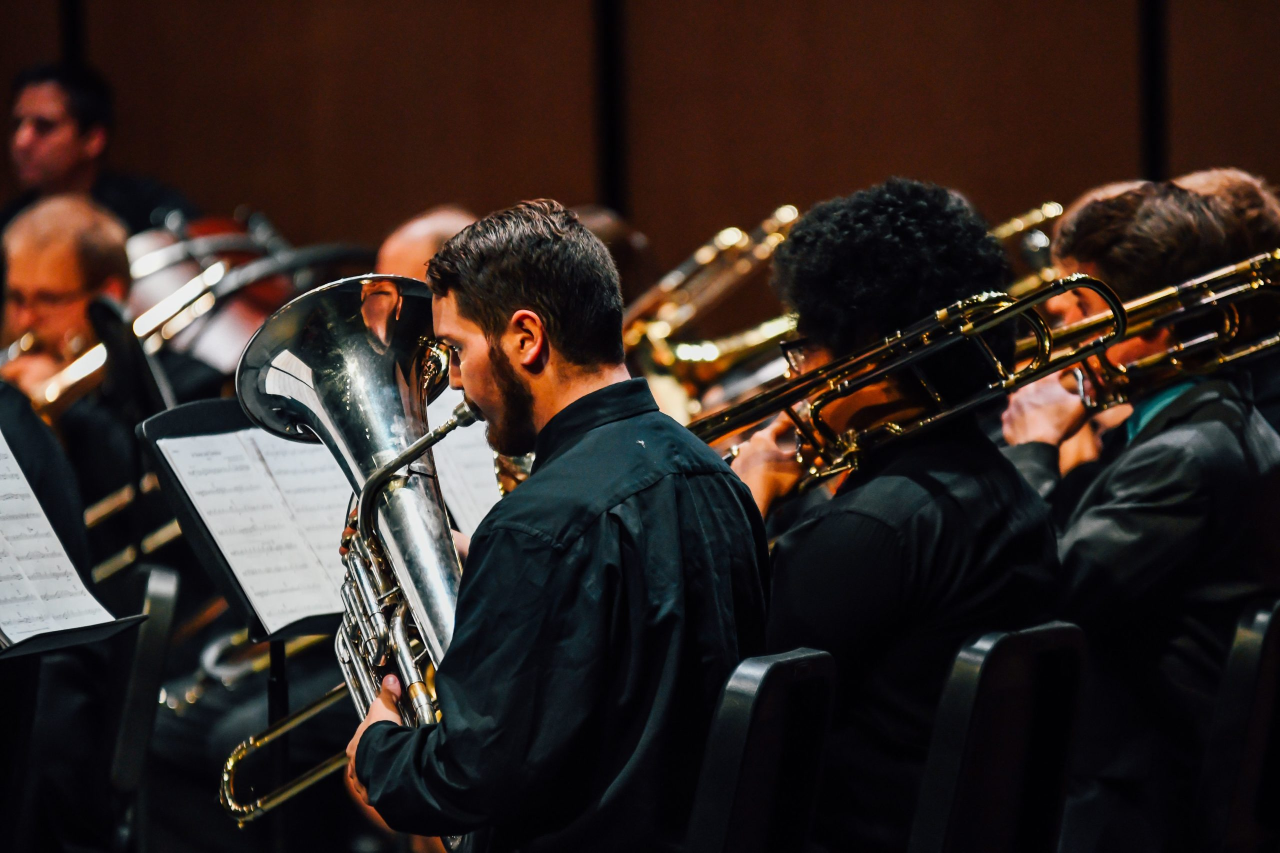 MCC Brass Ensembles program image