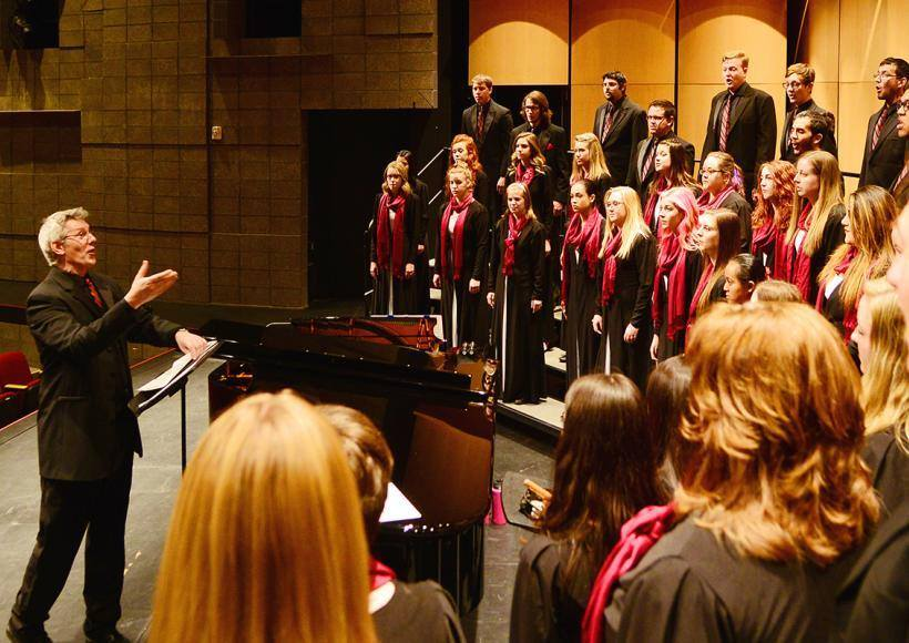 mcc choirs program image