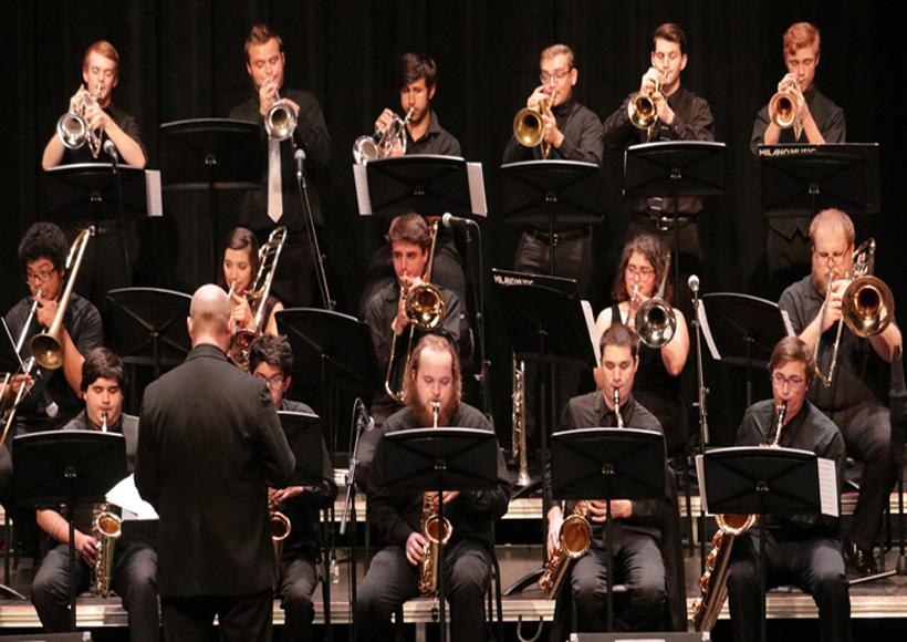 jazz ensemble program image