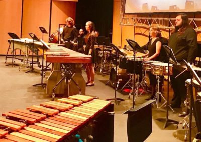 MCC Percussion Ensemble