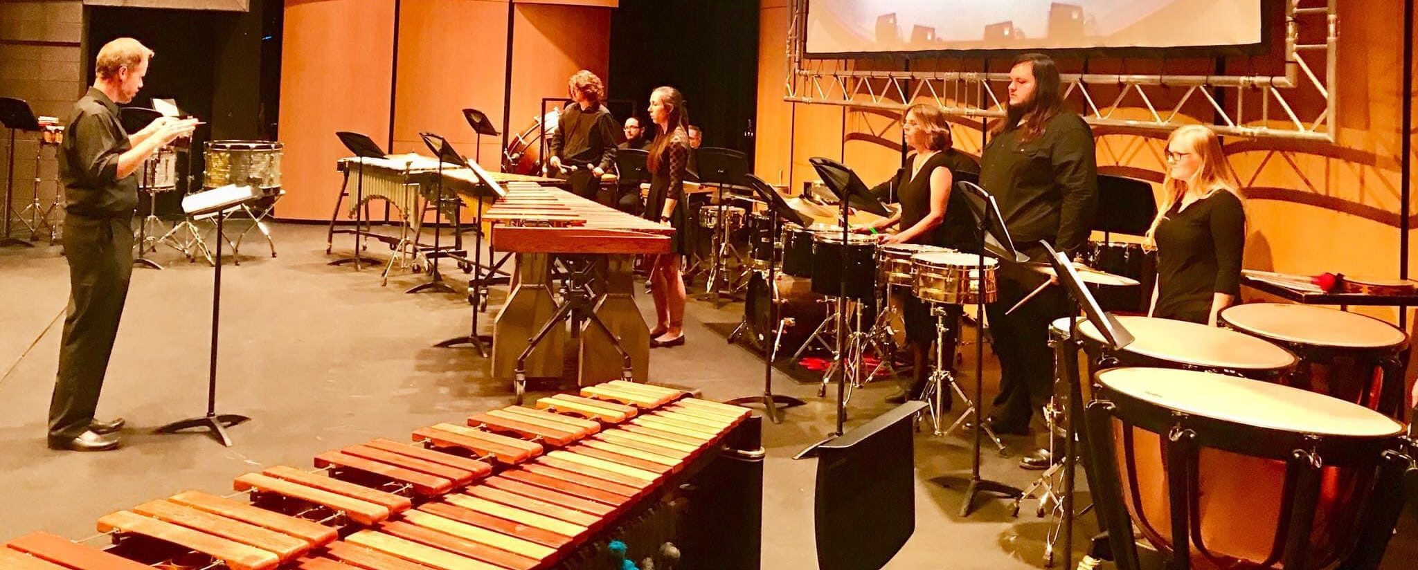 percussion program image