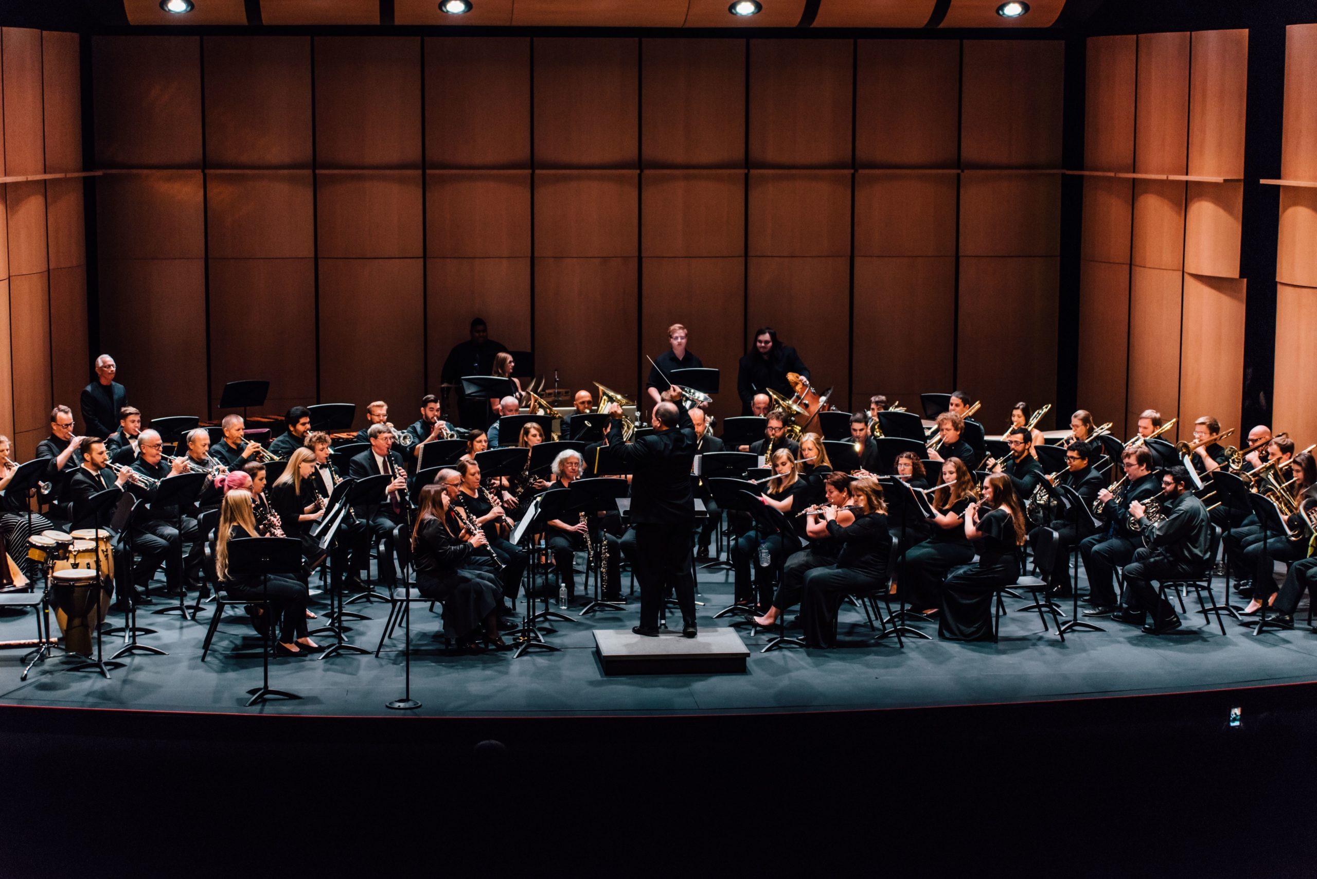 MCC Brass Ensembles program image