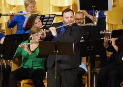 MCC Woodwind Ensembles