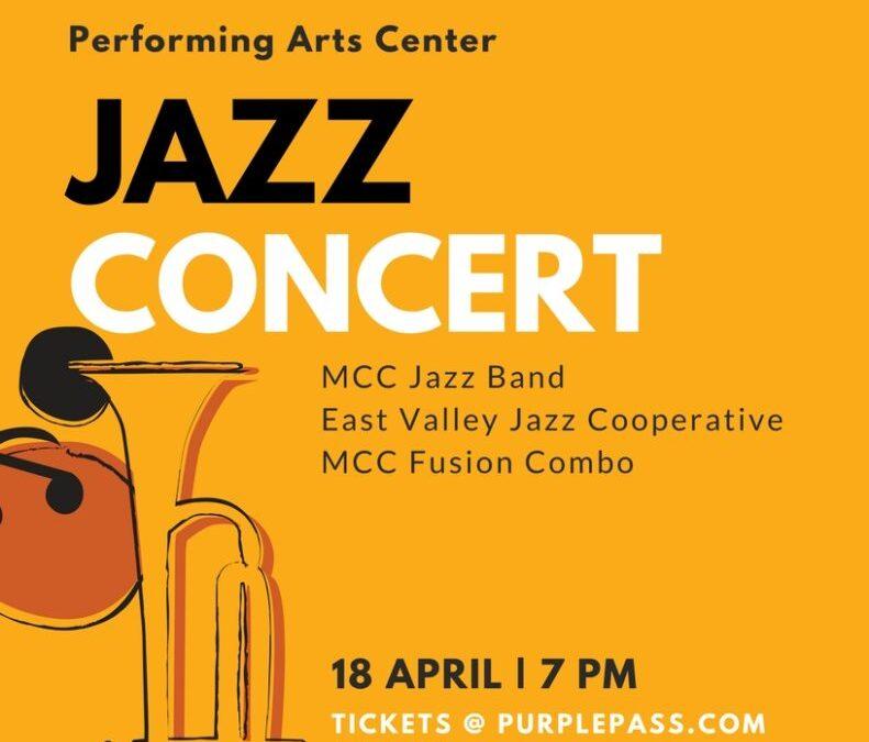 4/18 Jazz Concert