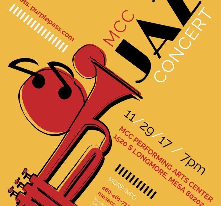 11/29 Jazz Ensemble & Latin Jazz Band Concert
