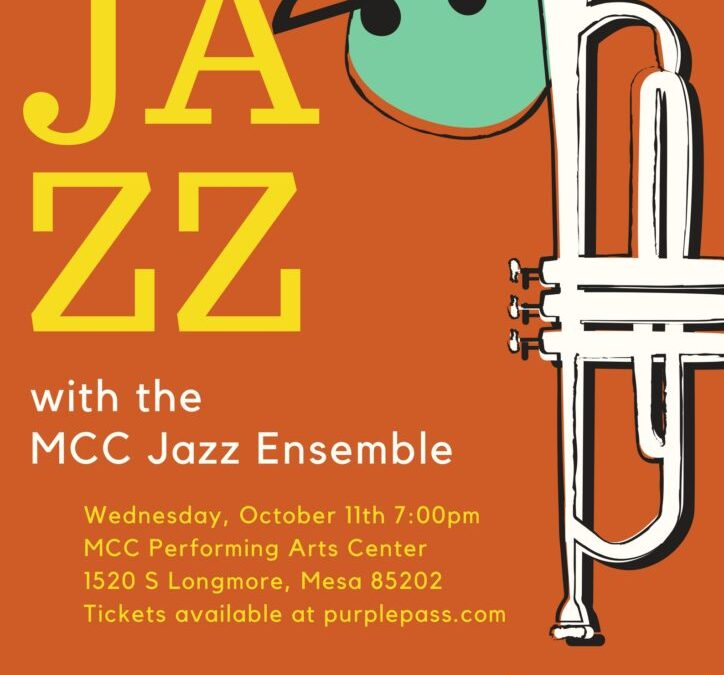 10/11 Jazz Ensemble Concert