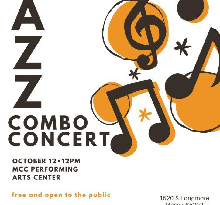 10/12 Combo Concert